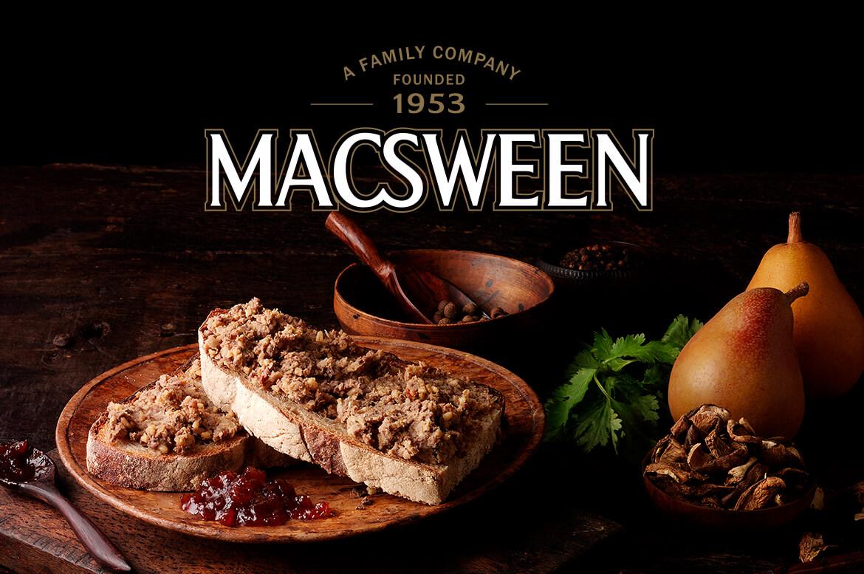 Macsween Logo in situ
